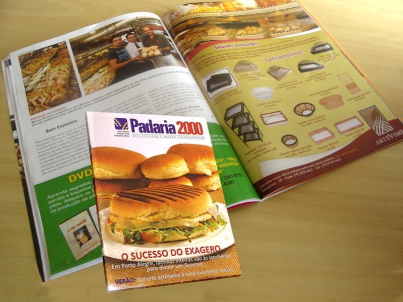 Padaria 2000 - Edição 145