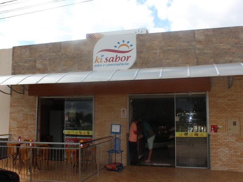 Armario Planejado De Vidro ~ Padaria Ki Sabor u2022 Brasília DF